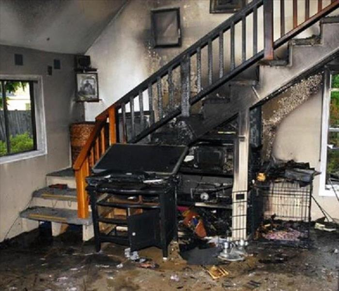 Fire Damage And Restoration And The Process Of Fire