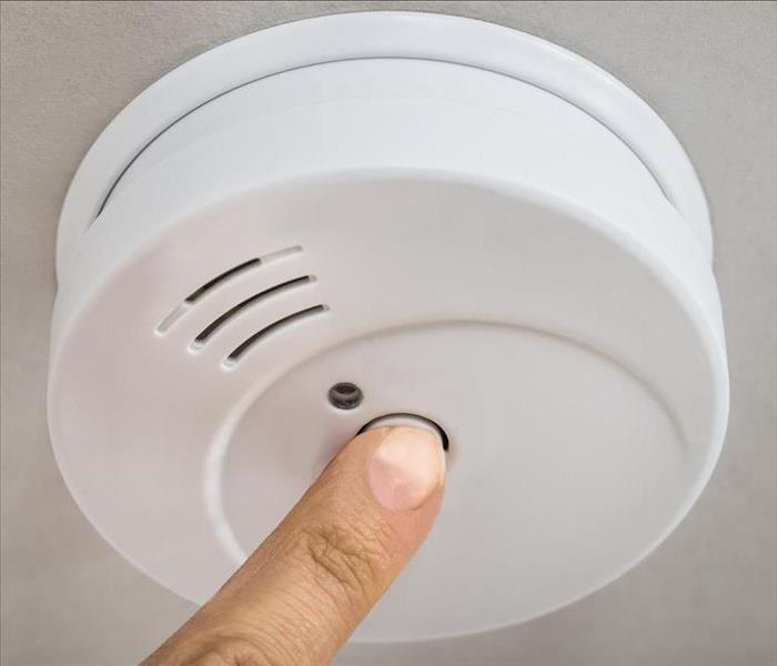 Fire Damage How to Test Your Smoke Alarms and When to Replace Them
