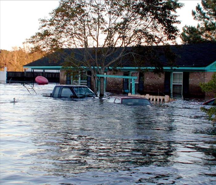 Storm Damage Floods - The Most Common Natural Disaster